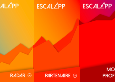 ESCAL'APP, Application mobile