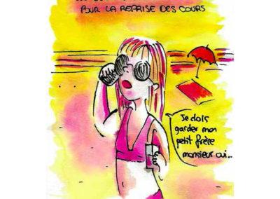 GAGEY Lucie lycée